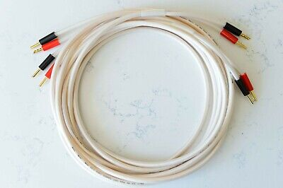 Atlas Equator Mk II 2.0 Speaker Cables 3.5m Pair