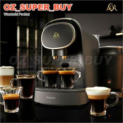L'or Philips Barista Premium Capsule Coffee Machine LM8018/90 With Milk Frother