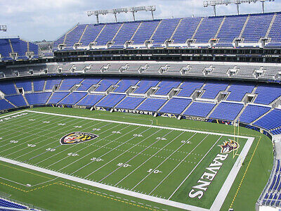 2 Pittsburgh Steelers vs Baltimore Ravens tickets 12/29/2019 Sect 521 L@@K!!!!!