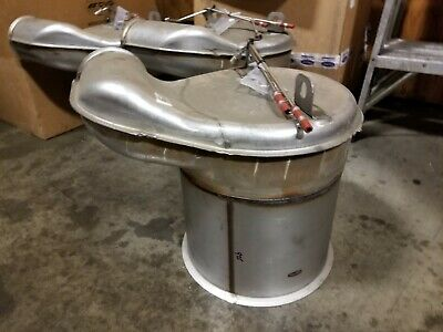 Mack DOC Exhaust Muffler Emissions Aftertreatment OEM New Take Off # 21756509