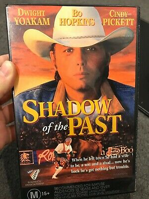 Shadow Of The Past VHS VIDEO TAPE (1997 Dwight Yoakam drama thriller movie)