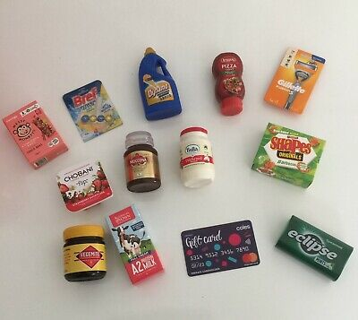 Coles Mini Shop Collectables 2- Pick to finish your Collection!!!