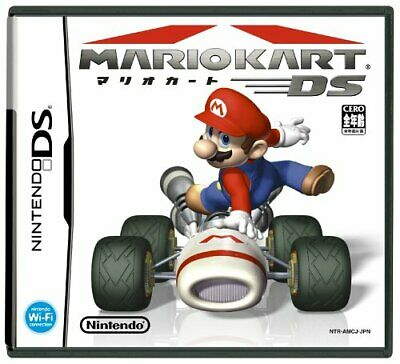 USED Game Nintendo DS Mario Kart DS