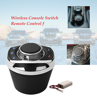 8 key Car cup-shaped Steering Wheel Control Stereo GPS Remote Controller Button