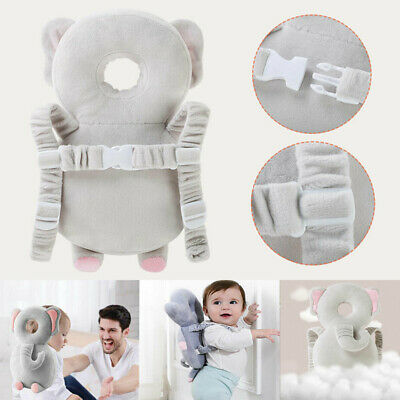 Infant Baby Safety Pillow Pad Kids Head Protection Cushion Toddler Walking Soft