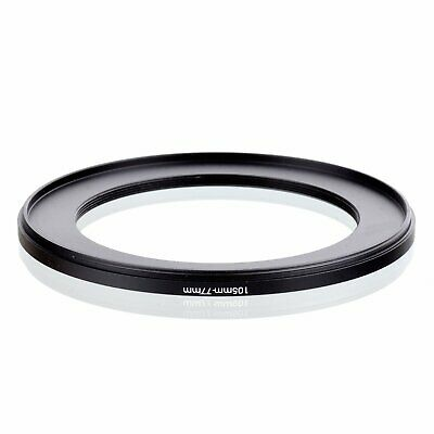 105-77 105mm to 77mm 105-77mm Matel Step-down Stepping Down Ring Filter Adapter