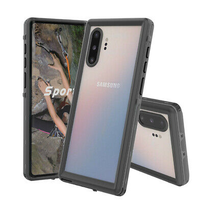 Samsung Galaxy Note 10/10 Plus Waterproof Shockproof Case Full Body Protective