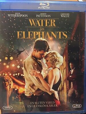 Water For Elephants Bluray + DVD Combo (Nordic Packaging)