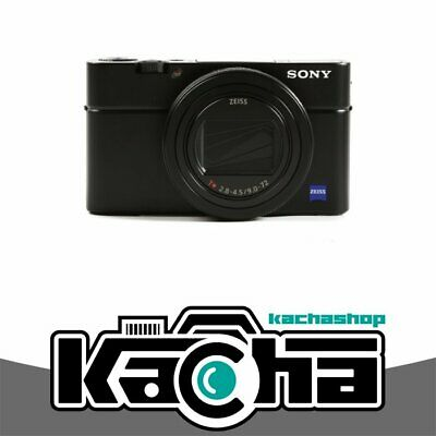 NEUF Sony Cyber-shot DSC-RX100 VII Digital Camera Mark Mk 7 RX100M7