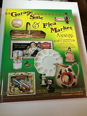 Garage Sale & Flea Market Annual 14th Edition Collectible Market Price guide