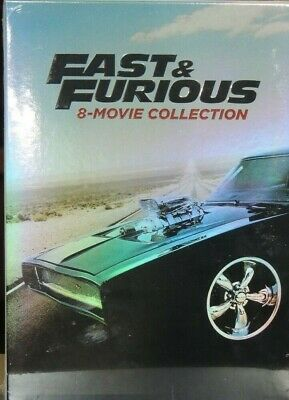 Fast and Furious: 8-Movie Collection Plus Bonus Disc