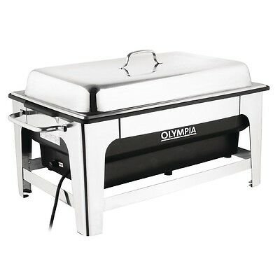 Olympia Electric Chafing Dish EBCM266-A