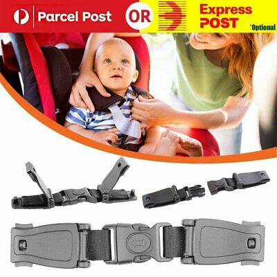 Car Safety Seat Strap Chest Clip Buggy Harness Lock Buckle Highchairs VW