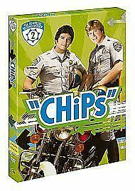 CHiPs - Complete Season 2 [DVD] [2008] New UNSEALED COSMETIC DAMAGE