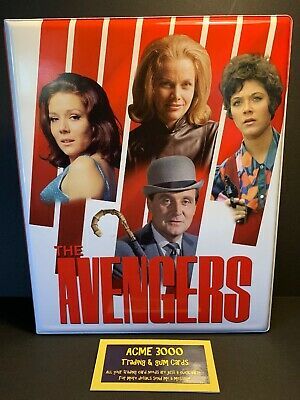 Unstoppable The Avengers Complete Collection BINDER  *No Frills Just The Binder*