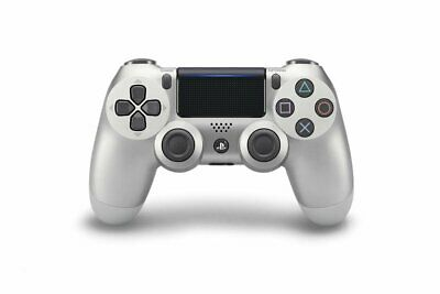 DEFEKT Gamepad PlayStation DualShock 4 Wireless Controller Gaming silber 2016