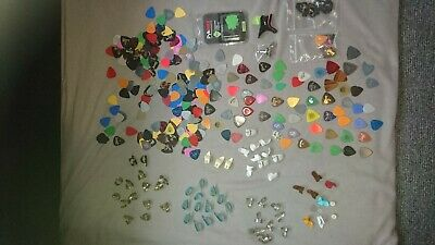 Joblot Of Guitar Picks X 300+