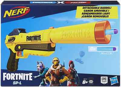 Nerf Fortnite SP L Blaster Ages 8 Years+
