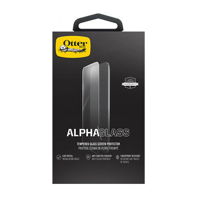 Authentic OtterBox Alpha Glass Screen Protector Clear for iPhone 11 Pro / X / Xs