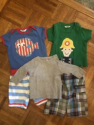 LOT of mini boden 3-6 months Boys, Shirts Pants, Shorts
