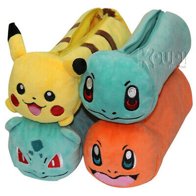 Pokemon Streetwise Oval Pencil Case