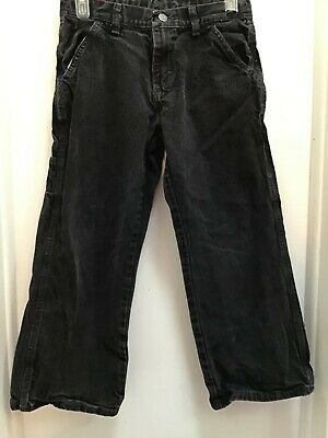Wrangler, Boys Jeans size 10H. Two pair, Black VGUC