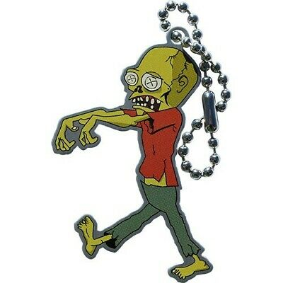Male Zombie Travel Tag / Travel Bug for Geocaching - new, packaged + unactivated