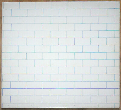 Pink Floyd The Wall vinyl LP Double LP A-4U B-11 A-1U B11 Harvest Original Album