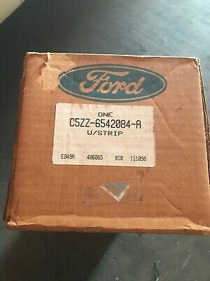 NOS OEM Ford 1965 - 1968 Mustang Coupe Rear Window Gasket 1966 1967 Rubber