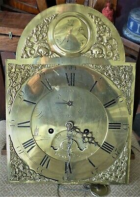 18th Cent Longcase Clock Movement