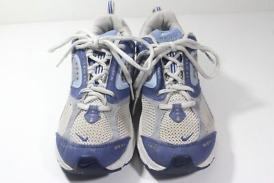NIKE AIR MAX Moto 6 324492 162 Women's Running Shoes US Size 8 Multicolor