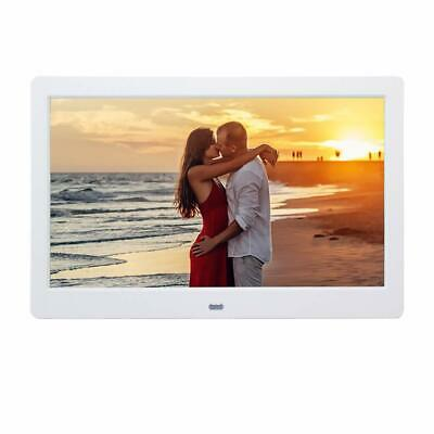 SZSUPER Digital Picture Frame 10 inch Digital Photo Frame with Widescreen  New