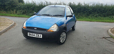 Ford Ka 2004 Low Miles 35K Just Serviced