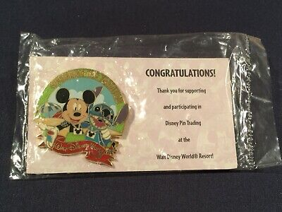 WDW Continue The Tradition Pin Trading Pin Gift