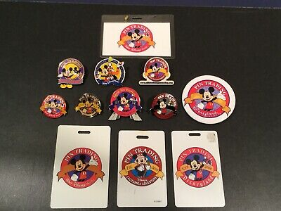 Disney Pin Trading Collection Pins 2000-2007