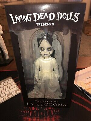 Living Dead Dolls The Curse of La Llorona Doll FREE US SHIPPING IN stock IN HAND