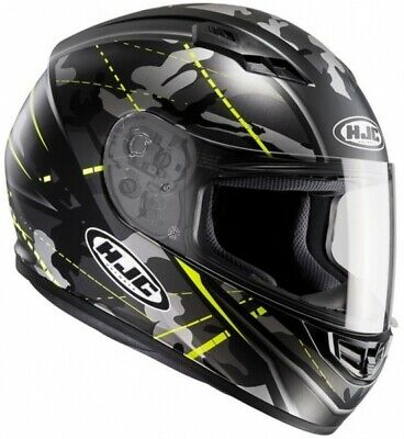 Helm Capacete Helmet Helm Casque HJC CS-15 CS15 Songtan MC1SF GR XS