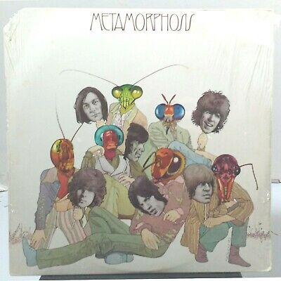 The Rolling Stones - Metamorphosis - ABKCO ANA 1 - FACTORY SEALED