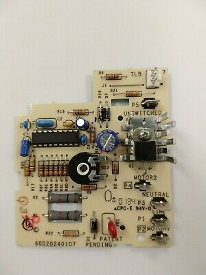 KitchenAid Replacement Speed Control Board  WP 9703328 DAC00N20240003 WP9703328
