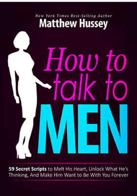 How to Talk to Men by Matthew Hussey 🔥⚡P.D.F 🅴🅱🅾🅾🅺