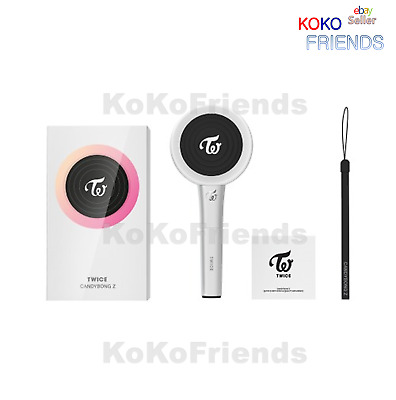 TWICE Official Candy Bong Z LightStick Fanlight Authentic KPOP Merch + Tracking
