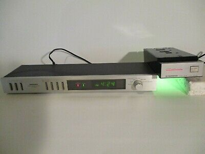 Pioneer Dt-540 Audio Digital Timer And Jr-L4A Audio Lamp Tested And Working