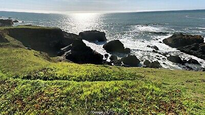 Buildable Shelter Cove Lot, R-1 Zone, Ocean View, Humboldt County, Nice Lot