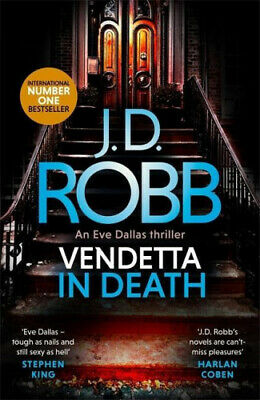 Vendetta in Death (In Death) by J. D. Robb.