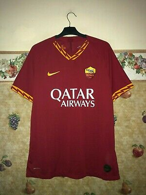 AS Roma home 2019-20 P2R player issue shirt jersey camiseta maglia authentic
