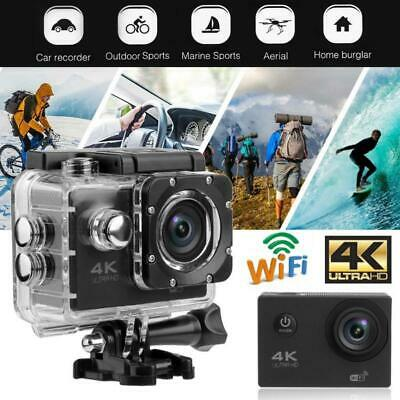 4K Wifi Sports Action Camera Cam Waterproof Ultra HD 16MP Go Pro Camcorder Lot