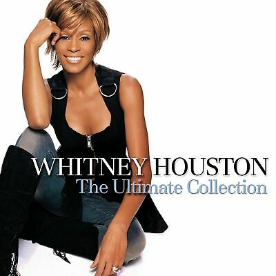 Whitney Houston - The Ultimate Collection 2007 Music CD Album - NEW SEALED