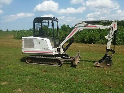 BOBCAT 324 MINI Excavator (2011) Low Hours - $16,995 00