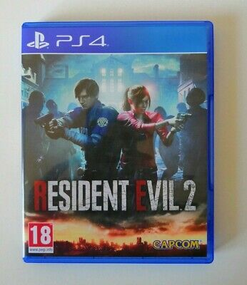 Resident Evil 2 PS4 SAME DAY Dispatch [Order By 4pm]