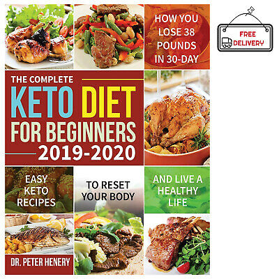 Keto Diet Cookbook Beginners The Complete Ketogenic Diet Guide Recipe Paperback